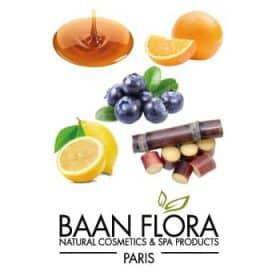 aha acides de fruits baan flora