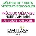Précieux mélange antichute anti-casse capillaire