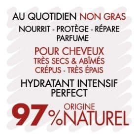 proprietes serum cheveux hydratant intensif perfect baan flora