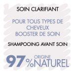 Shampooing clarifiant booster de soin
